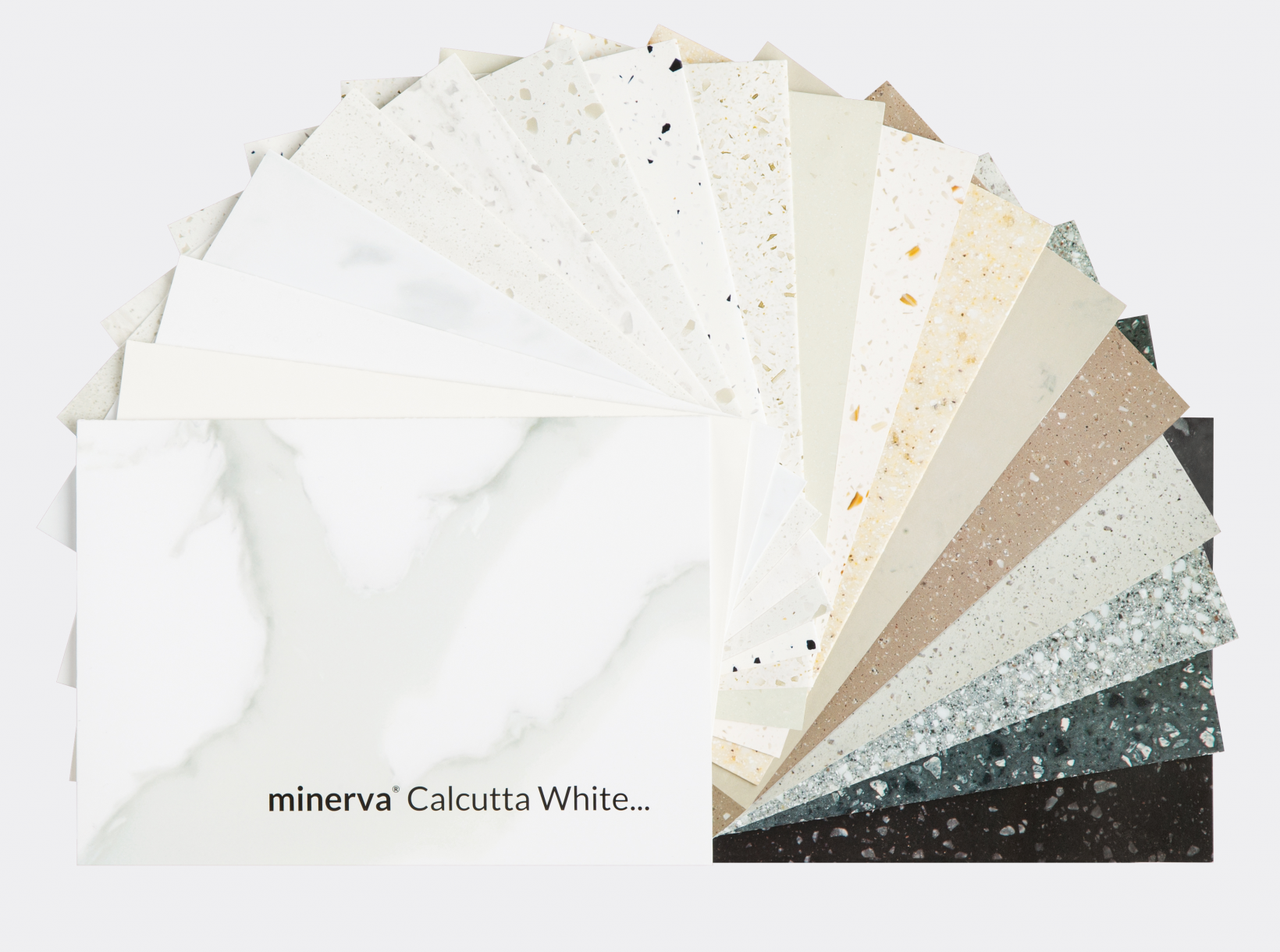 Minerva Swatches